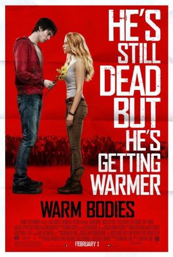 WARM BODIES 11.5x17 INCH MOVIE POSTER
