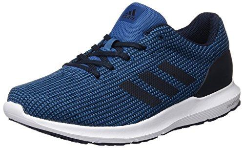 Adidas Herren Cosmic M Laufschuhe, Blau (Azubas/maosno/ftwbla), 42 2/3 EU