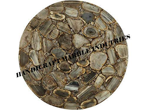 Best for GIFT Natural Top New Popular products sales Table Round Agate