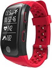 Bluetooth Fitness Tracker S908, Smart Multifunction Watch Call Reminder Sleep Detection Portable Pedometer Bracelet - Android and iOS