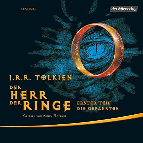 Die Gefährten     Der Herr der Ringe 1              Autor:                                                                                                                                 J.R.R. Tolkien                               Sprecher:                                                                                                                                 Achim Höppner                      Spieldauer: 22 Std. und 53 Min.     8.314 Bewertungen     Gesamt 4,8