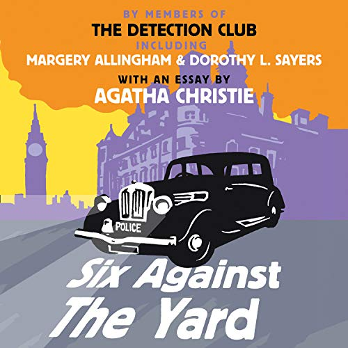 Six Against the Yard cover art
