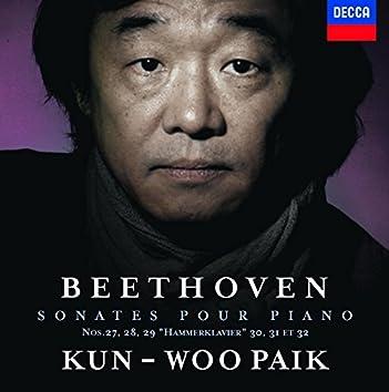 Beethoven: Sonates 27 à 32