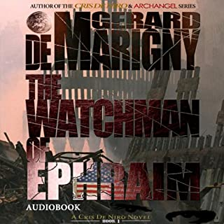 The Watchman of Ephraim audiobook cover art