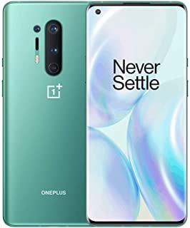 OnePlus 8 Pro iN2020 256GB 12GB RAM (GSM Only, No Warranty) International Version - No Warranty (Glacial Green)