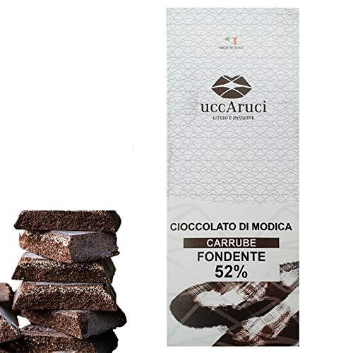 Cioccolato di Modica Carrube 100g - UCCARUCI