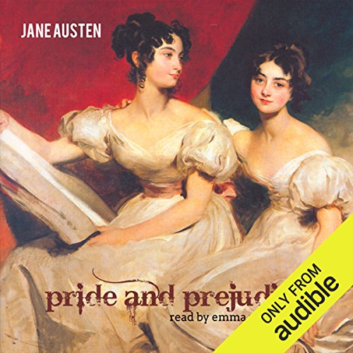 Pride And Prejudice                   De :                                                                                                                                 Jane Austen                               Lu par :                                                                                                                                 Emma Messenger                      Durée : 14 h et 12 min     3 notations     Global 5,0