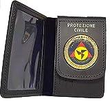 portadocumenti militare portafoglio porta placca portatessera protezione civile portafogli porta documenti
