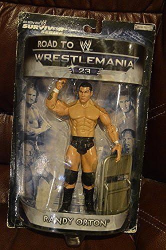compras online de deportes Road to Wrestlemania 23 Randy Orton by by by WrestleMania  para mayoristas
