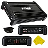 Orion Cobalt Monoblock Amplifier – Class D Amplifier 2300W RMS 4500W Max, Car Electronics Car Audio Stereo Subwoofer 1 Ohm Stable Bass Boost MOSFET Full Range Amplifier for Car Speakers Sub Amp