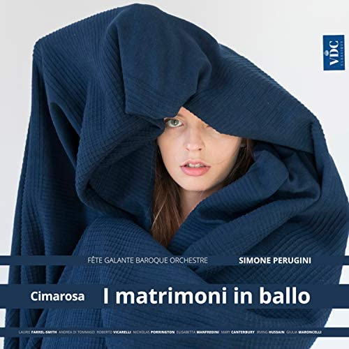 Simone Perugini & Fête Galante Baroque Orchestre