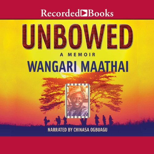 Unbowed audiobook cover art