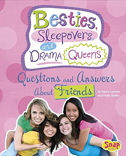 Besties Sleepovers and Drama Queens Questions and Answers About Friends Girl Talk product image