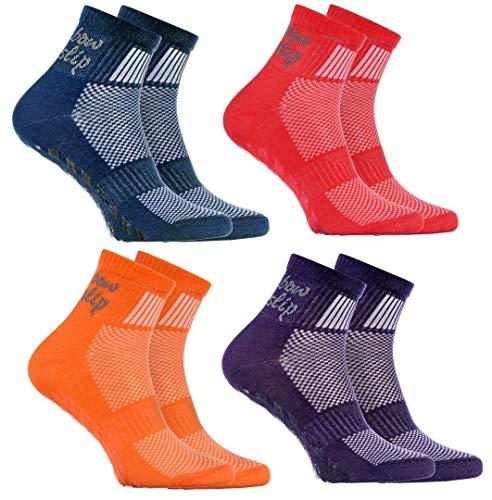 Rainbow Socks - Niño Niña Deporte Calcetines
