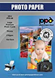 PPD Inkjet Gloss Premium Superpore Photo Cards 6x4' (10x15cm) 260gsm x 500 Sheets PPD-48-500