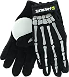 Landyachtz Bones Slide Gloves [X-Large] Black by Landyachtz