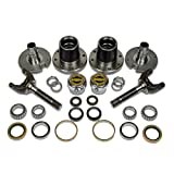 Dynatrac Free Spin Heavy Duty Front Hub Conversion Kit 00-08 Ram 2500 / 3500