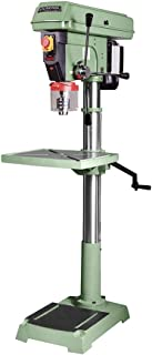 General International 75-510 M1 Floor Commercial Mechanical Variable Speed Drill Press, 20