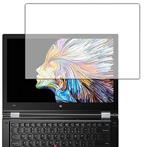 Vaxson Protector de Pantalla de Cristal Templado, compatible con Lenovo ThinkPad P40 Yoga 14' [solo área activa] 9H Película Protectora