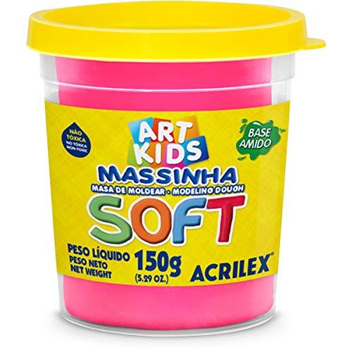 Massa de Modelar Soft Acrilex Maravilha 150g