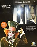 Sony 3DBNDL/ALICE 3D Deluxe Starter Kit, Black