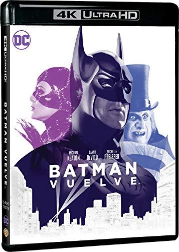 Batman Vuelve 4k Uhd [Blu-ray]