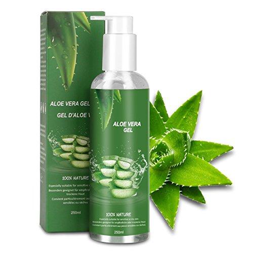 Betope Gel de Aloe Vera Pura, Aloe Vera 100 Puro Natural, Gel Hidratante...