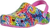 Skechers Kids Girls Heart Charmer-Hyper Groove Clog, Multi, 9 Little Kid