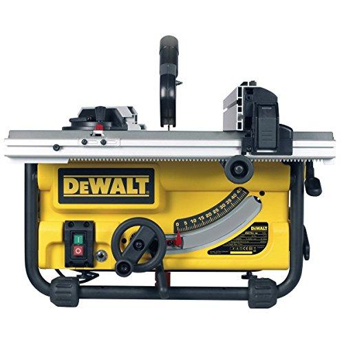 DeWalt DW745-QS Scie sur table 1850W 250 mm