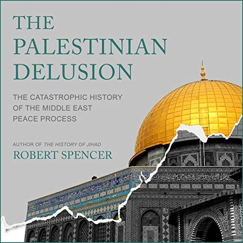 The Palestinian Delusion  By  cover art