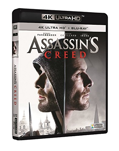 Assassin'S Creed 4k Uhd [Blu-ray]