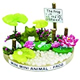 Billy handmade dollhouse kit kit mini mini animal frog 3128 (japan import)