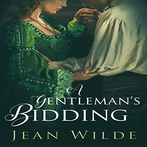 A Gentleman's Bidding audiobook cover art