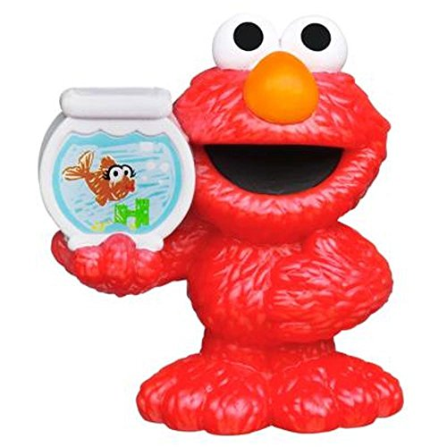 Playskool - 35730 - Sesamstraße - Spielfigur - Elmo - ca. 6 cm [Spielzeug]