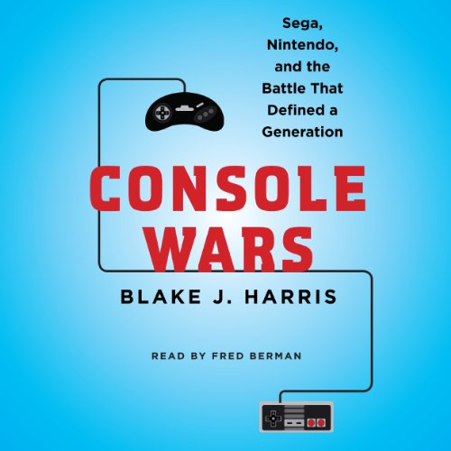 Console Wars Audiobook By Blake J. Harris cover art