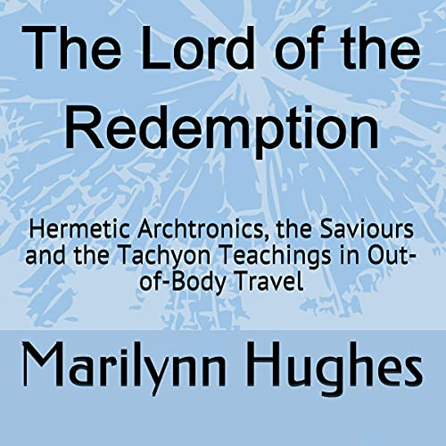 The Lord of the Redemption Audiobook By Marilynn Hughes cover art