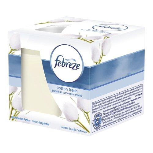 Febreze Duftkerze Reine Frische, 1er Pack (1 x 1 Stück)