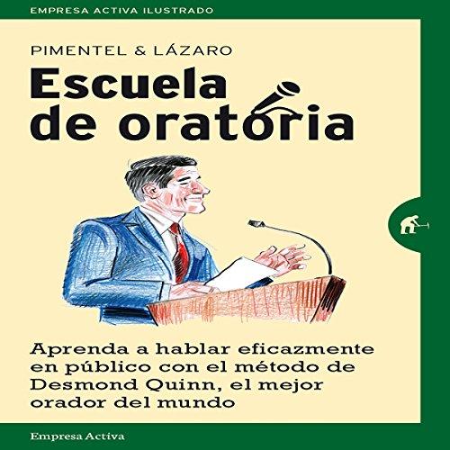 Escuela de oratoria [School of Oratory] audiobook cover art