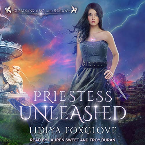 Priestess Unleashed cover art