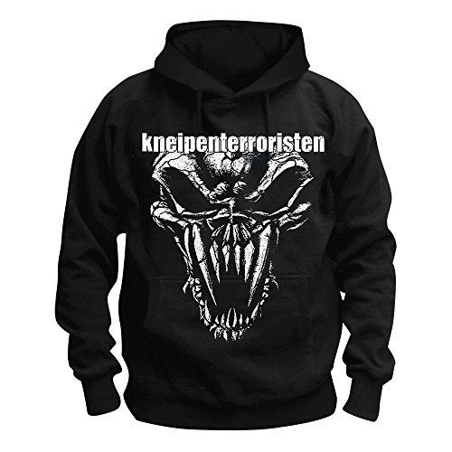 Kneipenterroristen - So sind Wir - Kapuzenpullover/Hoodie Größe L (incl. unreleased Promo-CD)