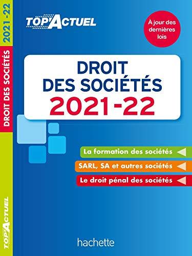 Top'Actuel Droit des Sociétés 2021-2022