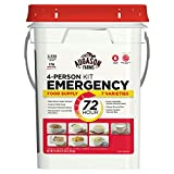 Best Emergency Foods - Augason Farms 72-Hour 4-Person Emergency Storage Food Kit Review