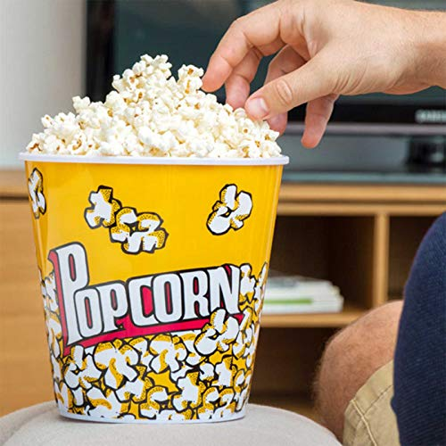 Acan Cubo de Palomitas Popcorn 23 X 21 cm