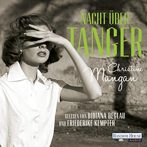 Nacht über Tanger audiobook cover art