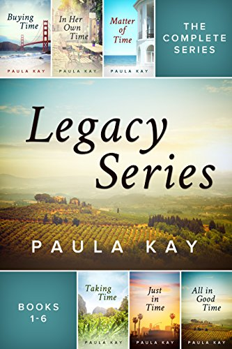 The Complete Legacy Series: Books 1 - 6 by [Paula Kay]