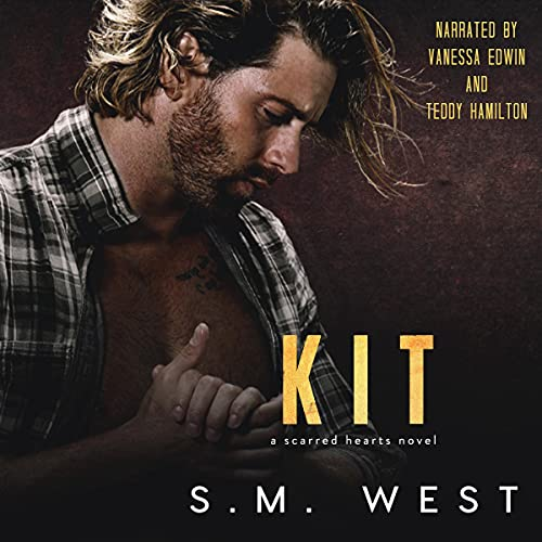 Kit Audiobook By S.M. West cover art