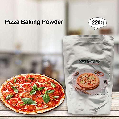 220g veilige instantgist voor brood, broodmachine-gist, voedingsgist voor bakken, gistpakketten voor pizza
