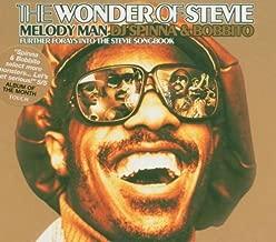 The Wonder of Stevie Melody Man