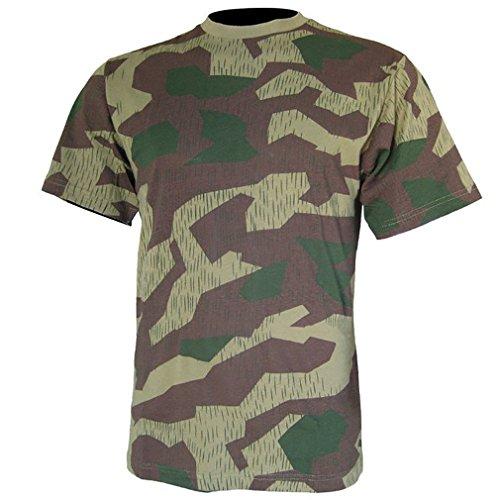 Mil-Tec Leichtes US Army Tarnshirt(Spintertarn/XXL)