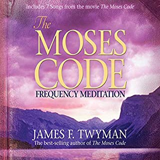 The Moses Code Frequency Meditation cover art